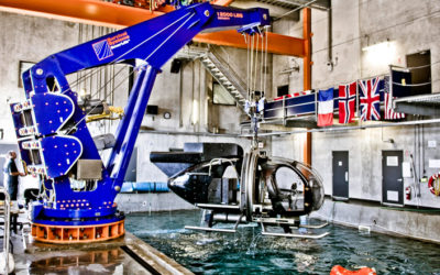 Survival Systems Limited and Lutra Associates Limited to Provide World Leading Survival Training Simulators and Skills for UK Helicopter, Aircraft, and Vehicle Markets.