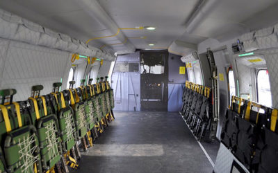 Merlin and Puma safety trainers delivered to Joint Helicopter Command